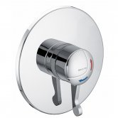 Bristan Commercial TS1503 Opac Concealed Shower Valve, Lever Handle, Chrome