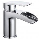 Bristan Glide Waterfall Basin Mixer Tap - Chrome