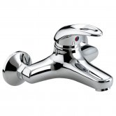 Bristan Java Wall Mounted Bath Filler Tap - Chrome Plated