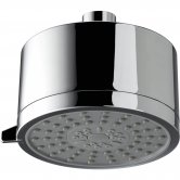 Bristan Mini Multi Function Fixed Shower Head, 110mm Diameter, Chrome