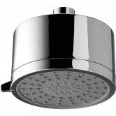 Bristan Mini Multi Function Fixed Shower Head, 110mm Diameter, Chrome