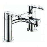Bristan Nero Bath Filler Tap - Chrome