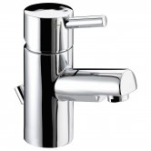 Bristan Prism Basin Mixer Tap with Pop-up Waste - Chrome