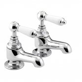 Bristan Renaissance Bath Taps Chrome Plated