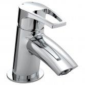 Bristan Smile Small Basin Mixer Tap - Chrome