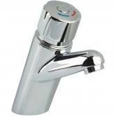 Bristan Temperature Control Basin Mixer Tap, Non-Concussive, Chrome