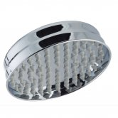 Cali 7 Inch Traditional Shower Head - Stainless Steel