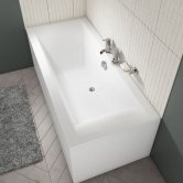 Cali Lime Rectangular Bath 1700mm x 750mm Double Ended