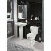 Cali Unison Bathroom Suite 1 Tap Hole