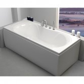 Carron Arc Double Ended Rectangular Bath 1700mm x 750mm 5mm - Acrylic