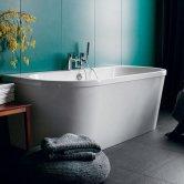 Cleargreen Saturn Freestanding Bath 1700mm x 750mm - White