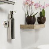 Coram Boston Soap Dispenser - Chrome