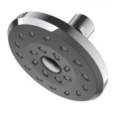 Deva Kiri Satinjet Fixed Shower Head - Chrome