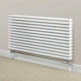 EcoRad Aspect Single Horizontal Radiator 538mm H x 1220mm W - White
