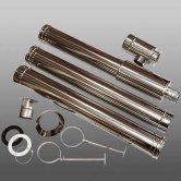Firebird Envirogreen 3m Balanced Vertical Flue Kit for 20-35kW Boilers