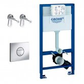 Grohe Rapid SL 3-in-1 set for WC - 1000mm