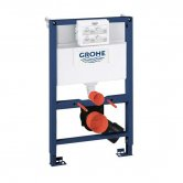 Grohe Rapid SL Universal 2in1 0.82m WC Toilet Frame & Brackets