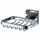 Haceka Mezzo Wire Soap Holder, Chrome