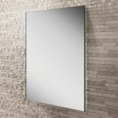 HiB Triumph 50 Designer Bathroom Mirror 700mm H x 500mm W