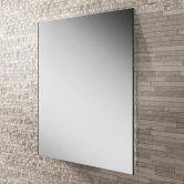 HiB Triumph 60 Designer Bathroom Mirror 800mm H x 600mm W
