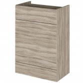 Hudson Reed Fitted WC Unit 600mm Wide - Driftwood