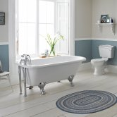 Hudson Reed Ryther Freestanding Bath 1690mm x 750mm Corbel Leg Set