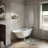 Hudson Reed Winterburn Freestanding Bath 1500mm x 750mm - Corbel Leg Set