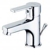 Ideal Standard Calista Single Lever Basin Mixer Tap with Pop Up Waste - Chrome