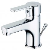 Ideal Standard Calista Single Lever Basin Mixer Tap with Pop-Up Waste - Chrome