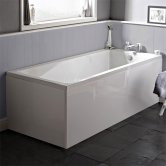 Ideal Standard Tempo Cube Single Ended Rectangular Bath 1700mm X 700mm 0 Tap Hole