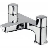 Ideal Standard Tempo Dual Control Bath Filler Tap Chrome