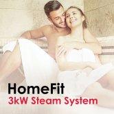 Insignia HomeFit Steam System 200mm H x 300mm W - 3kW