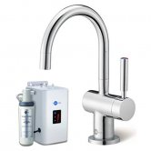 InSinkErator HC3300 Kitchen Sink Mixer Tap with Neo Tank and Hot/Cold Water Filter - Chrome