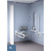 Inta Doc M Elderly or Disabled Shower Room Pack Blue
