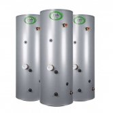 Joule Cyclone Standard In-Direct Unvented Cylinder, 150 Litre, Stainless Steel