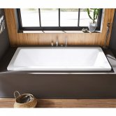 Kaldewei Conoduo Freestanding Bath with Waste 1700mm x 750mm - 0 Tap Hole