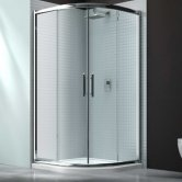 Merlyn 6 Series Quadrant Shower Enclosure 900mm Wide - Clear Glass