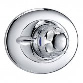 Mira Excel Concealed Thermostatic Built In Valve, Chrome