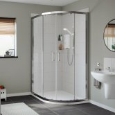 Mira Sport 7.5kw Electric Shower White/Chrome