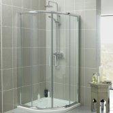Prestige Estuary Double Quadrant Shower Enclosure 800mm x 800mm