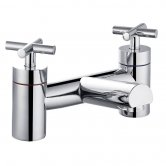Prestige Honduras Bath Filler Tap Deck Mounted - Chrome