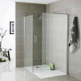 Prestige Koncept Wetroom Tray 1400mm x 900mm - White