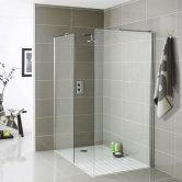 Prestige Koncept Wetroom Tray 1700mm x 800mm - White