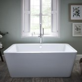 Prestige Options Modern Freestanding Bath 1700mm x 800mm - Acrylic