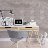 RAK Brussels Ceramic Wall Tiles 330mm x 550mm - Matt Dark Grey (Box of 9)