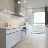 RAK Cumbria Ceramic Wall Tiles 300mm x 600mm - Matt Cubic Decor Ash (Box of 8)