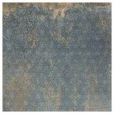 RAK Evoque Metal Lapatto Decor Tiles - 600mm x 600mm - Green Grey (Box of 4)
