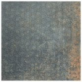 RAK Evoque Metal Lapatto Decor Tiles - 750mm x 750mm - Green Grey (Box of 2)