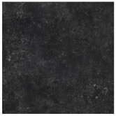 RAK Fashion Stone Lappato Tiles - 750mm x 750mm - Black (Box of 2)