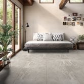 RAK Fusion Stone Lapatto Tiles - 50mm x 600mm - Beige (Box of 36)